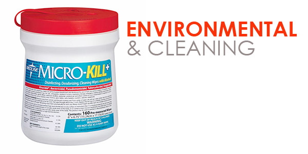Environmental & Cleaning