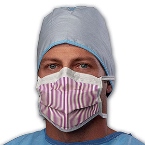 Surgical Modomed™ Masks Protection Fluid Face - Non27712